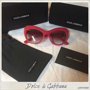 Dolce & Gabbana sunglasses *NEW WITH BOX* 💞